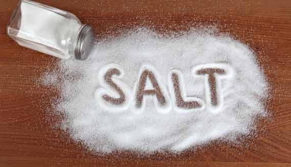 نمک و نان